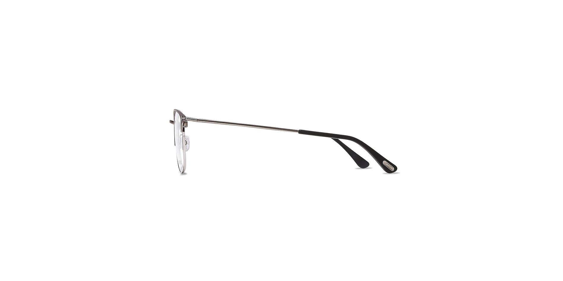 Modische Herren-Korrekturbrille aus Metall, Tom Ford, TF 5453